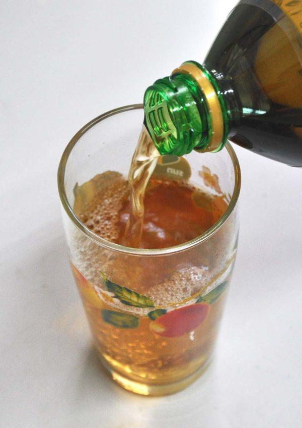 pokka jasmine green tea drink