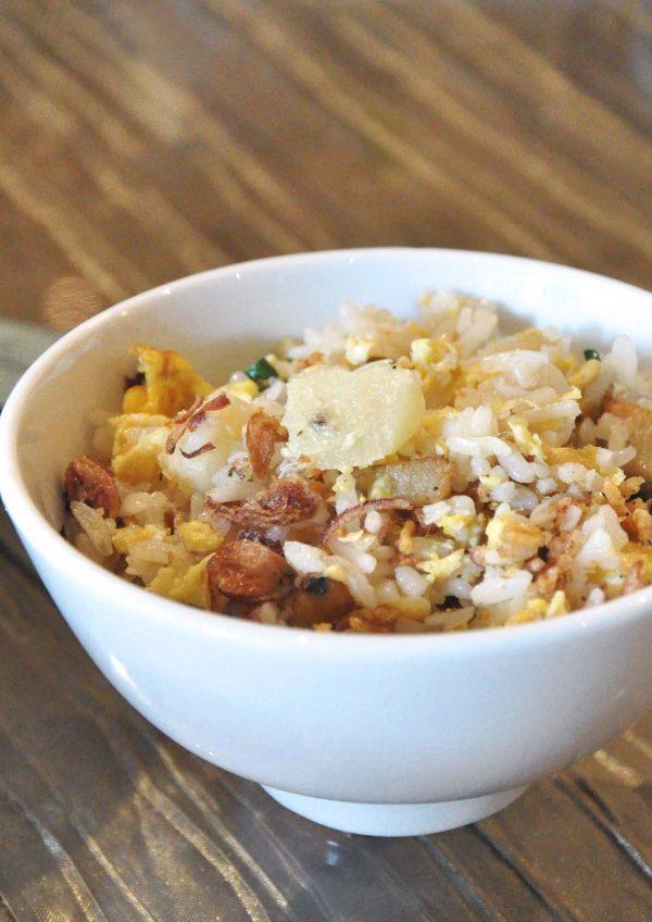 rakuxin restaurant concorde hotel shah alam cny fried rice