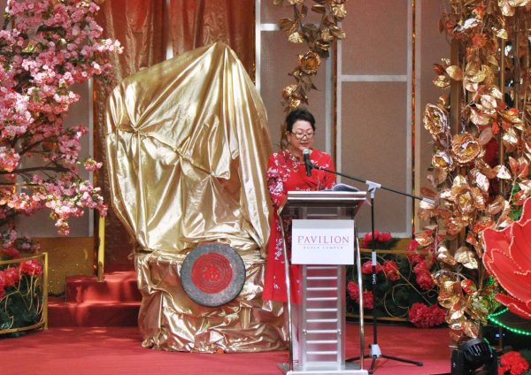 rise to opulence chinese new year pavilion kl dato joyce yap