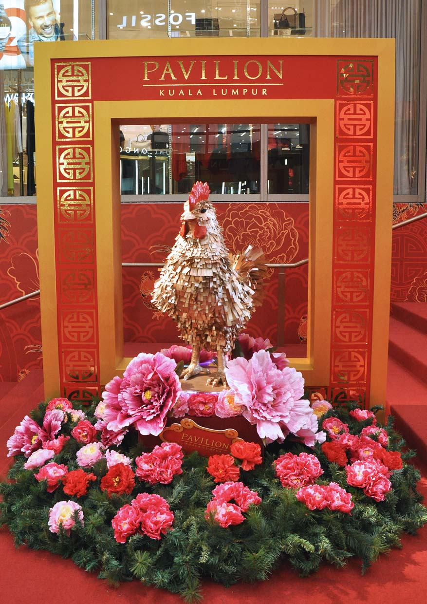 Rise To Opulence Chinese New Year @ Pavilion KL