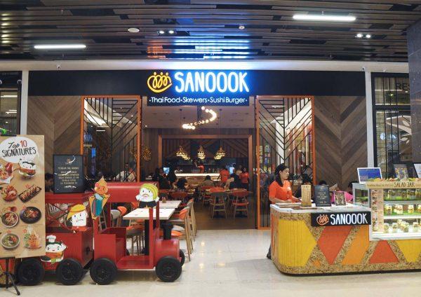sanoook thai japanese fusion pavilion elite kuala lumpur