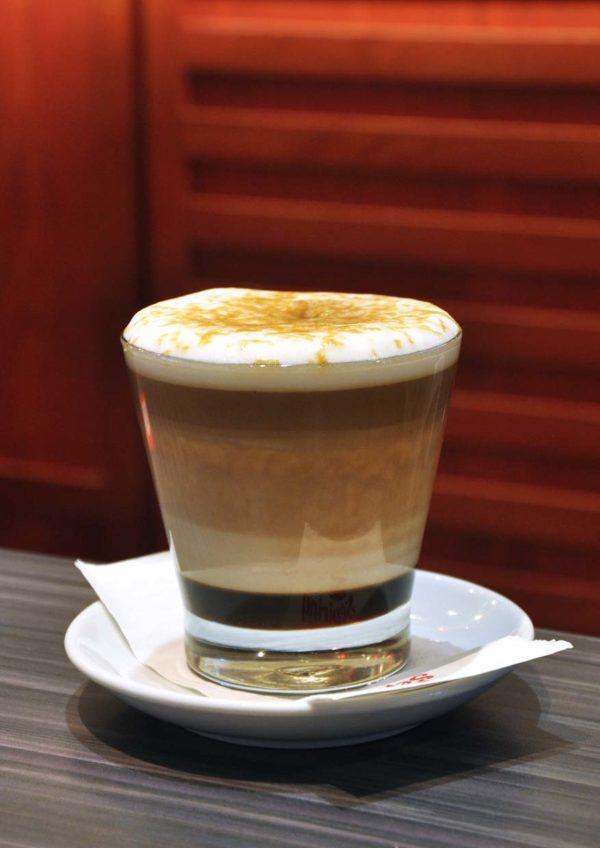 sepiring restaurant malaysian cuisine mid valley kuala lumpur gula melaka latte