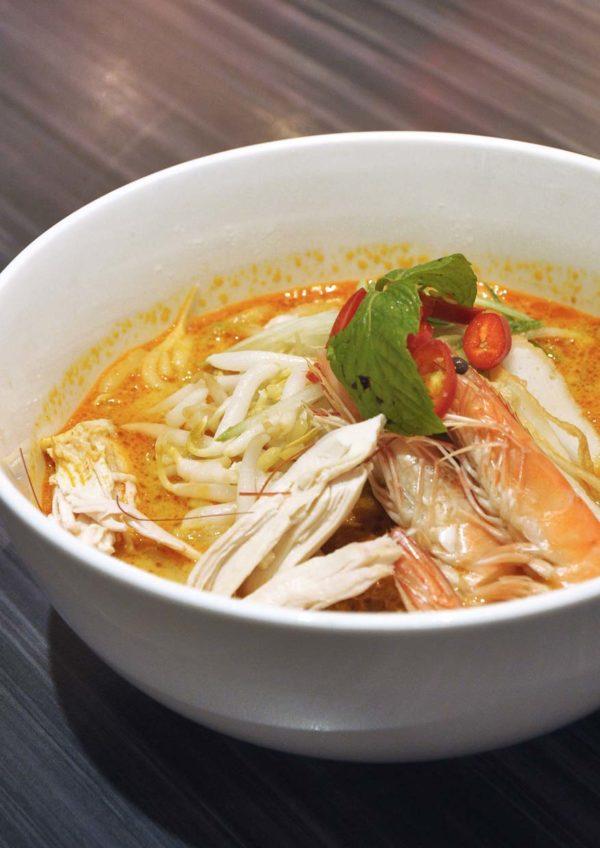 sepiring restaurant malaysian cuisine mid valley kuala lumpur nyonya laksa