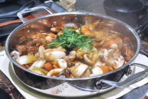 Imperial Cuisine Three Sauce Simmer Pot @ Simmer Huang Malaysia, Pavilion Elite KL
