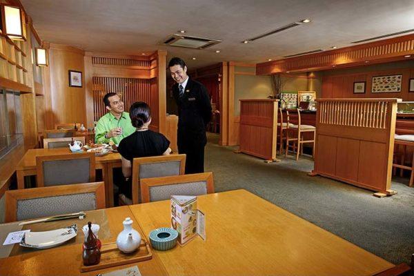 Agehan Japanese Restaurant Menu