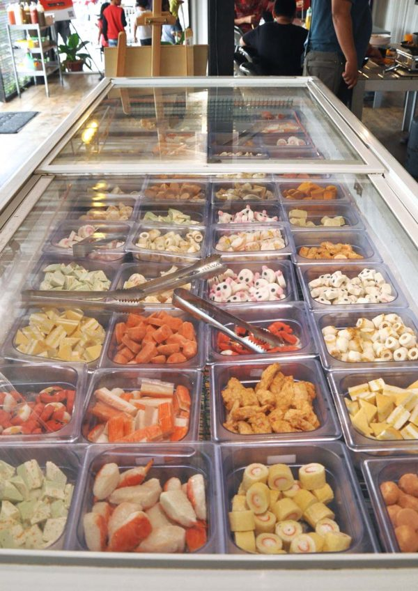 asap all-you-can-eat steamboat grill buffet puchong ingredients
