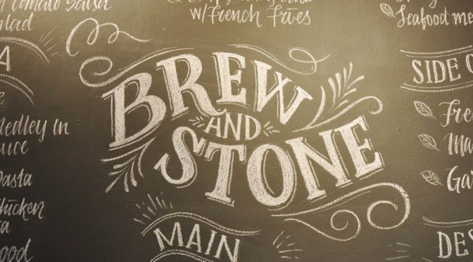 Brew & Stone Western Cafe @ Kota Damansara, Selangor