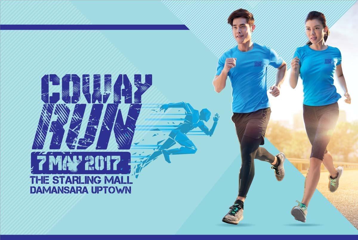 Coway Run 2017 @ Starling Mall, Damansara Uptown