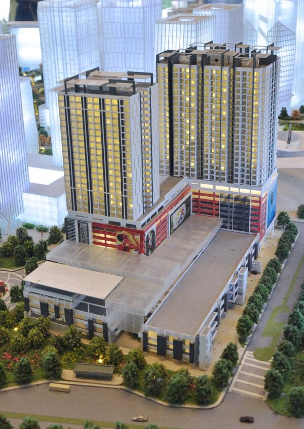 de centrum city kajang township by dato sri ir chong ket pen protasco berhad mall