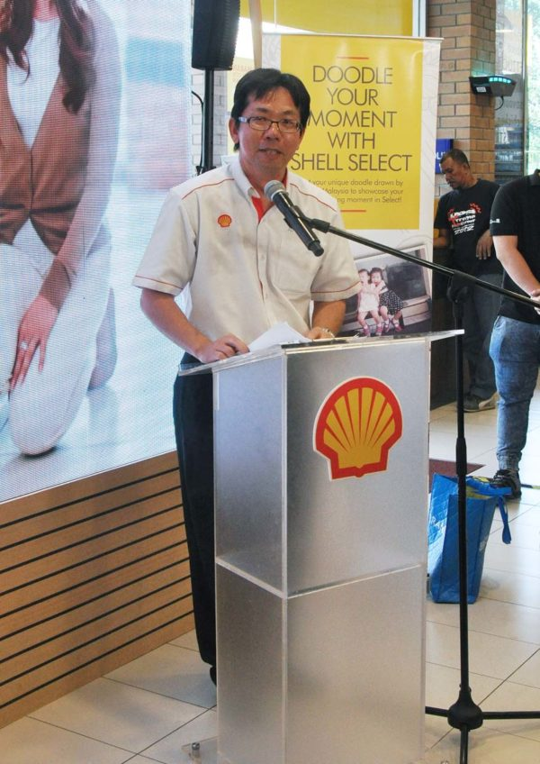 doodle your moment shell malaysia au tong sing