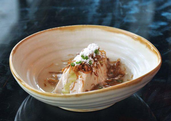 duddha asian food klcc kuala lumpur deconstructed tofu