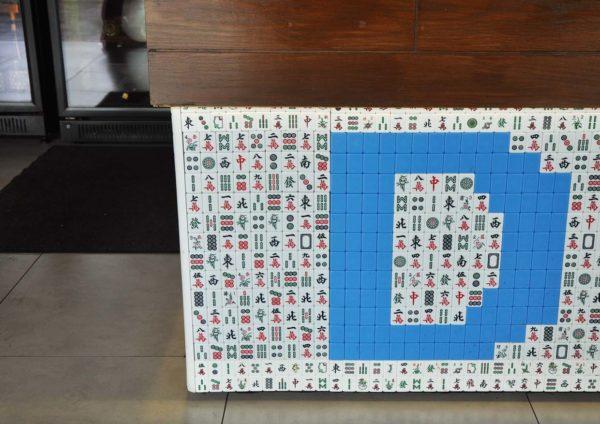 duddha asian food klcc kuala lumpur mahjong tiled bar