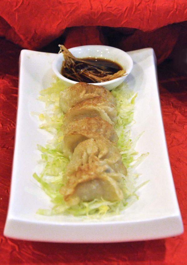 ho ho chiak tung yuen halal chinese restaurant grand blueWave hotel shah alam dumpling
