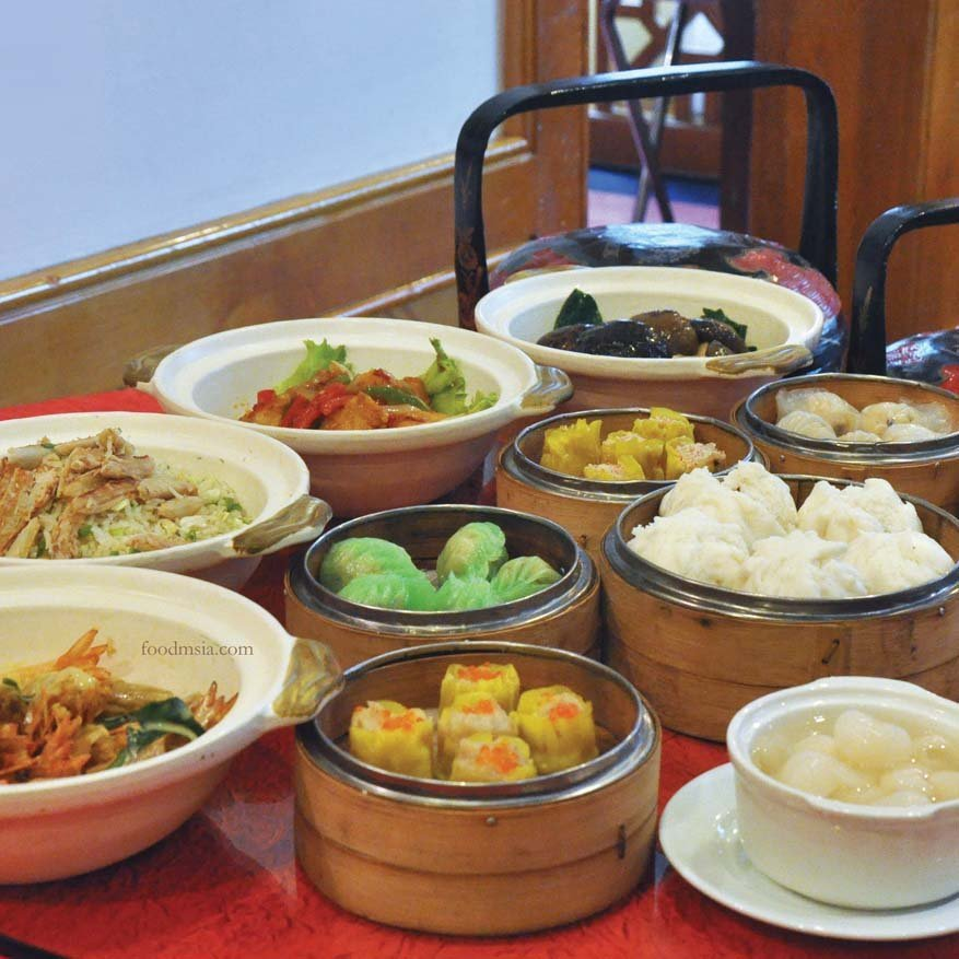 Ho Ho Chiak @ Tung Yuen, Grand BlueWave Hotel Shah Alam