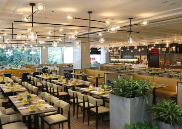 lemon garden shangri-la hotel kuala lumpur buffet dining