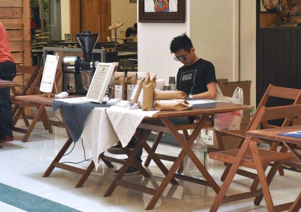 markets 22 the school jaya one pj coffee beans booth