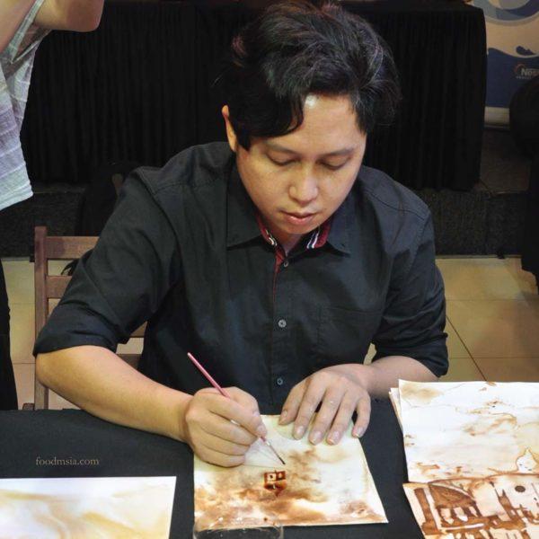 markets 22 the school jaya one pj coffee stain painting