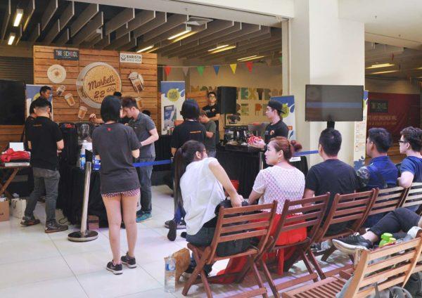 markets 22 the school jaya one pj coffee competition