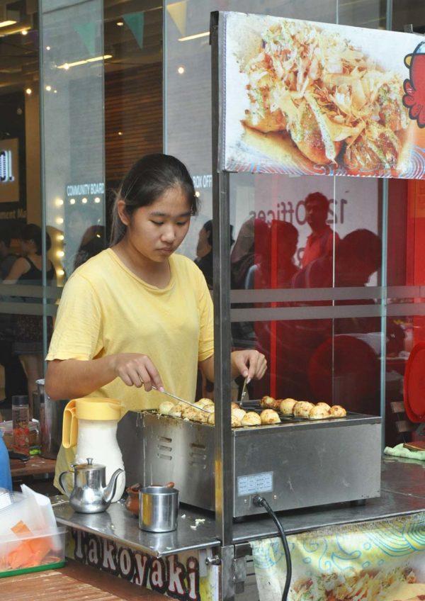 markets 22 the school jaya one pj takoyaki