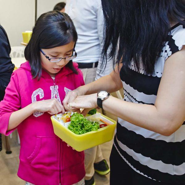 mission foods back to school bento workshop kid
