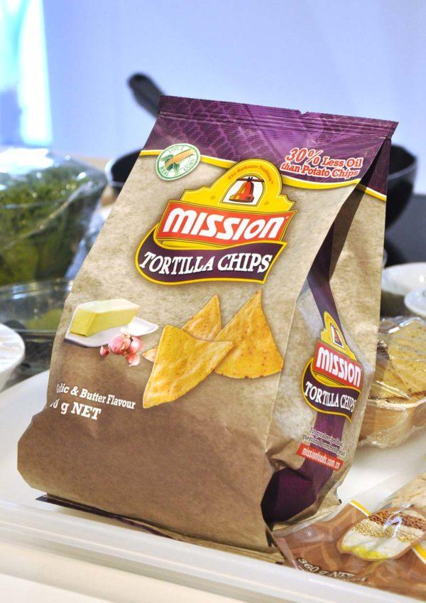 mission foods back to school bento workshop tortilla chips
