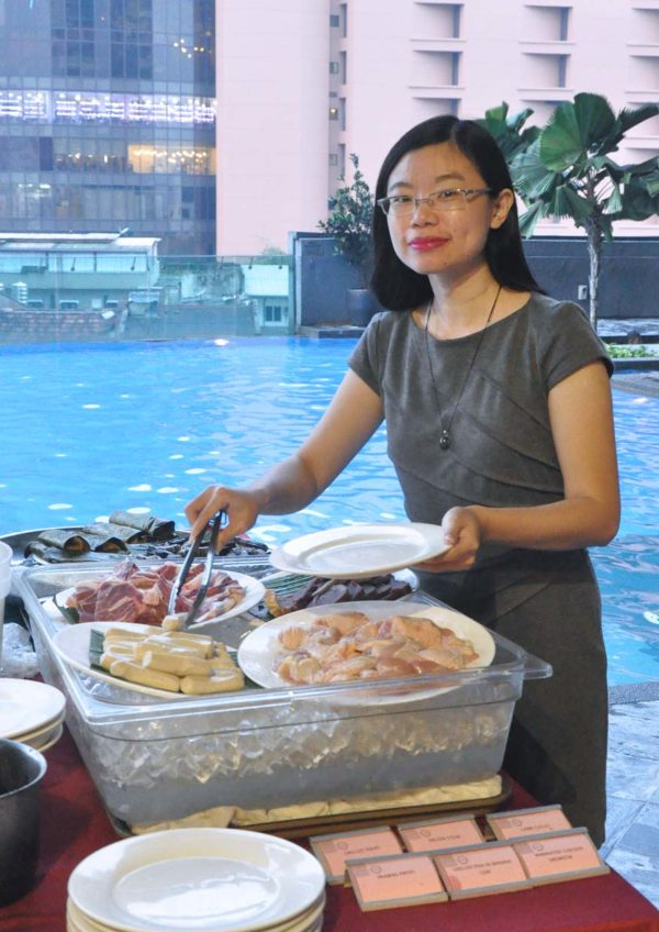 Barbeque Buffet Dinner Poolside @ Spices, Furama Bukit Bintang, Kuala Lumpur