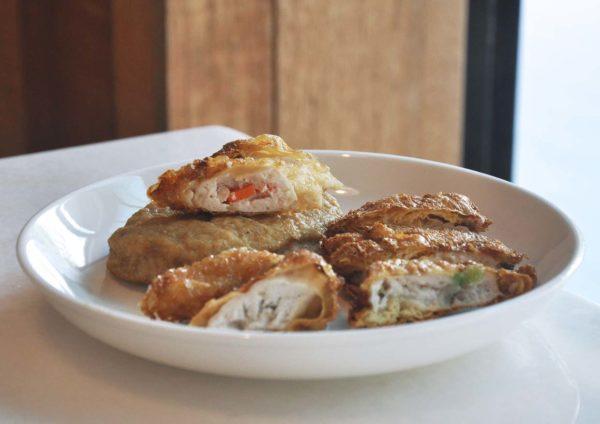 bai wei cuisine chinese restaurant desa sri hartamas trio platter