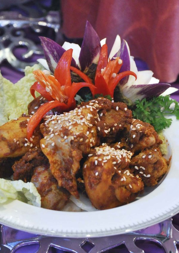 bangi golf resort ramadan buffet peri-peri chicken drumlets