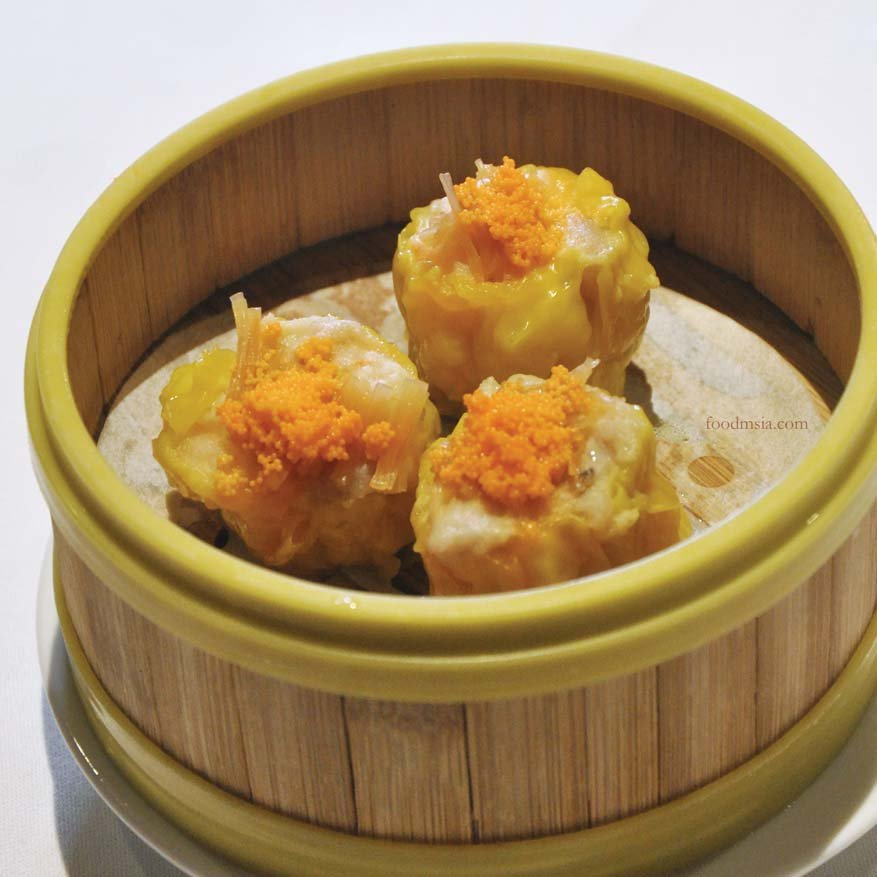 Divine Pork Free Chinese Cuisine @ Dynasty Restaurant, Renaissance Kuala Lumpur Hotel