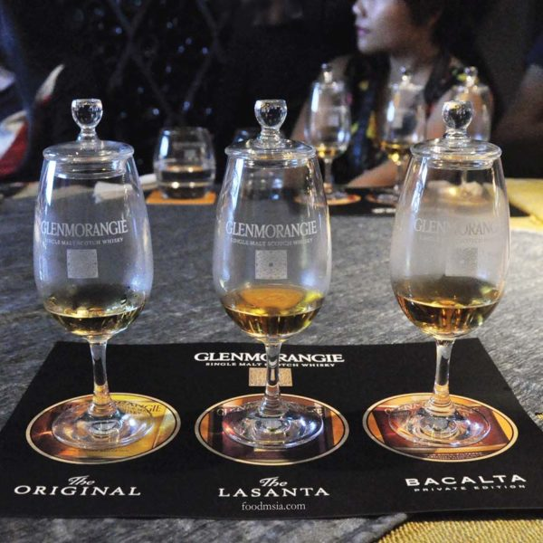 glenmorangie bacalta private edition single malt scotch whisky tasting