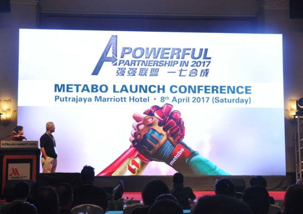 jasa kita metabo german tool partnership launching event