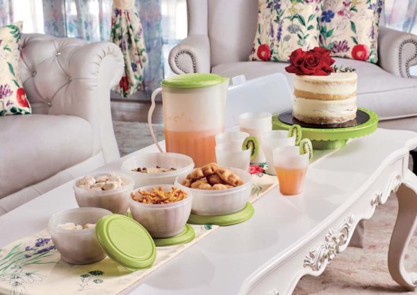 lilia rosa avon home raya decor collection dato rizalman ibrahim tupperware