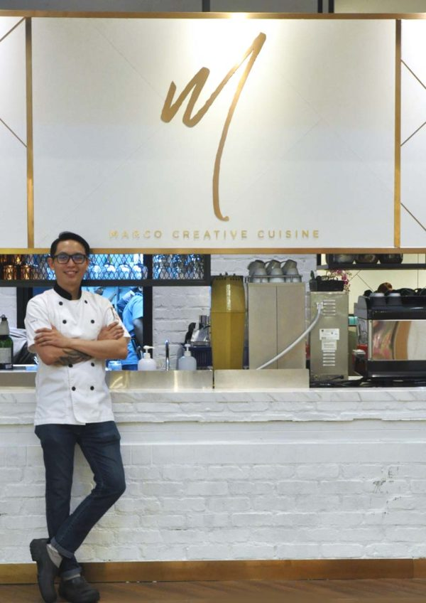 The Journey of Flavours @ MARCO Creative Cuisine, 1 Utama Shopping Centre