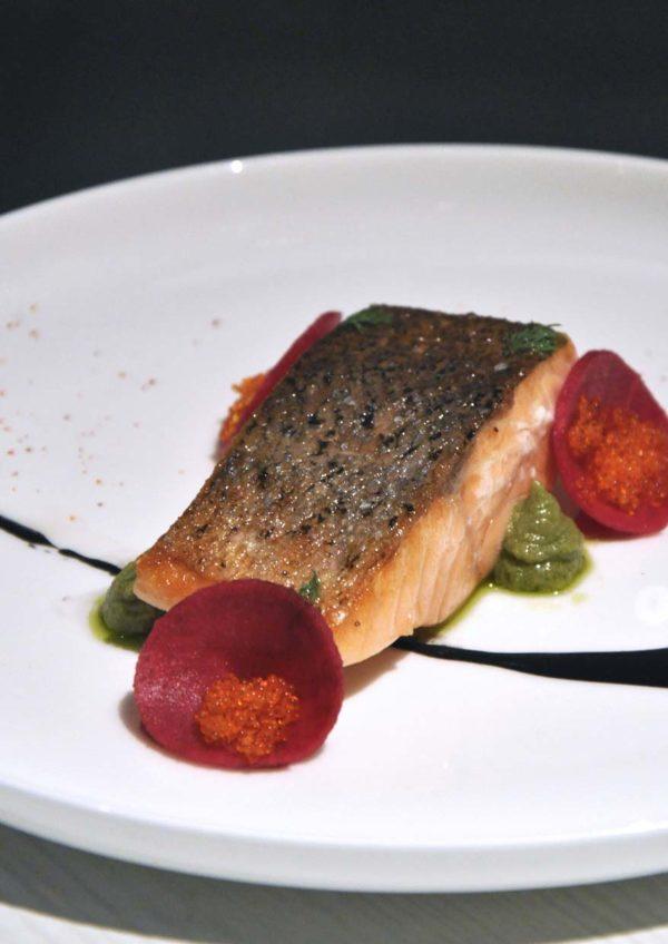 marco creative cuisine 1 utama shopping centre salmon