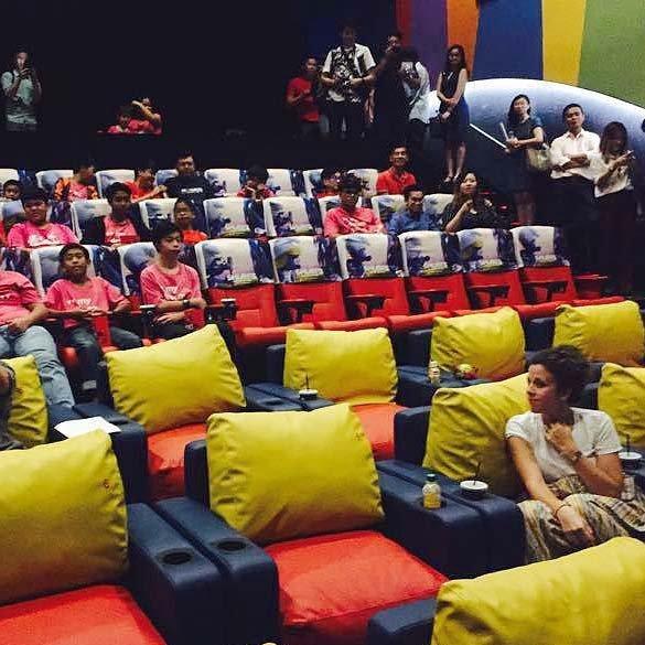 mbo cinemas the starling mall damansara uptown kecil hall