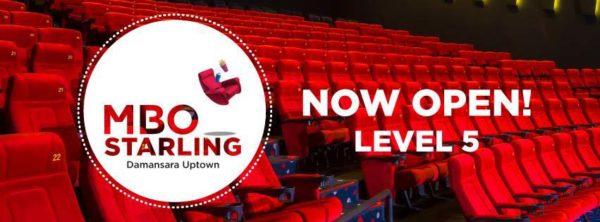 mbo cinemas the starling mall damansara uptown level 5