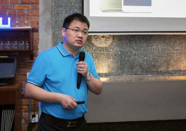 meizu smartphone malaysia pro 6 plus and m5 note gary xu