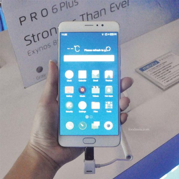 MEIZU Debuts Pro 6 Plus & M5 Note in Malaysia