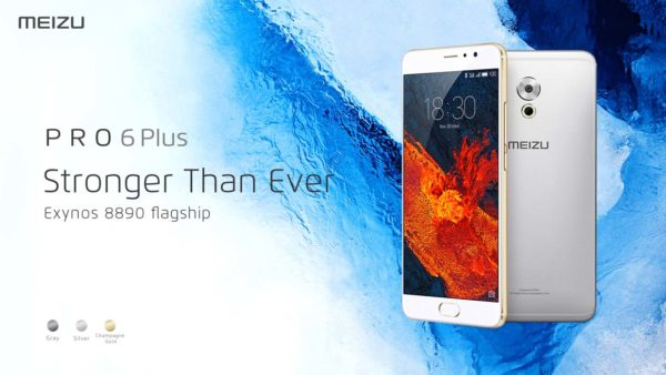 meizu smartphone malaysia pro 6 plus spec