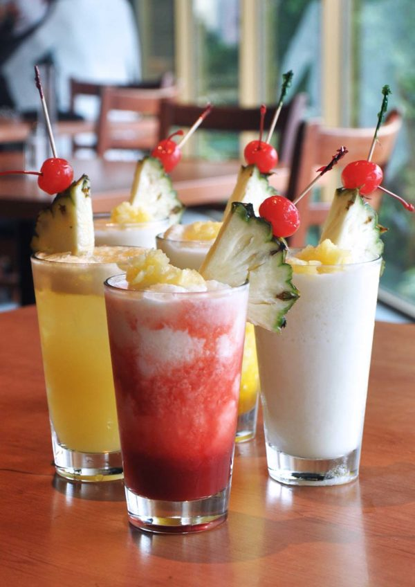 tony roma malaysia is smokin pina colada beverages