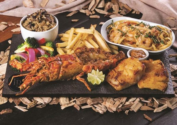 tony roma malaysia is smokin seafood