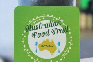 Celebrates Australia's Multicultural Food Scene @ Australian Food Trail