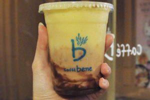 Seasonal Special Menu Mangotella @ Caffè Bene Malaysia