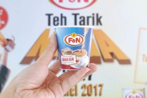 F&N Raya With Hang Tarik