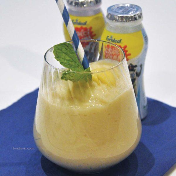 fonterra brands malaysia ramadan nutrition workshop mango tango smoothie