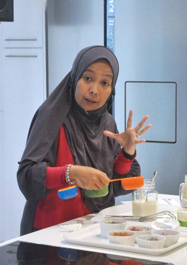 fonterra brands malaysia ramadan nutrition workshop nurul aziah consultant dietician