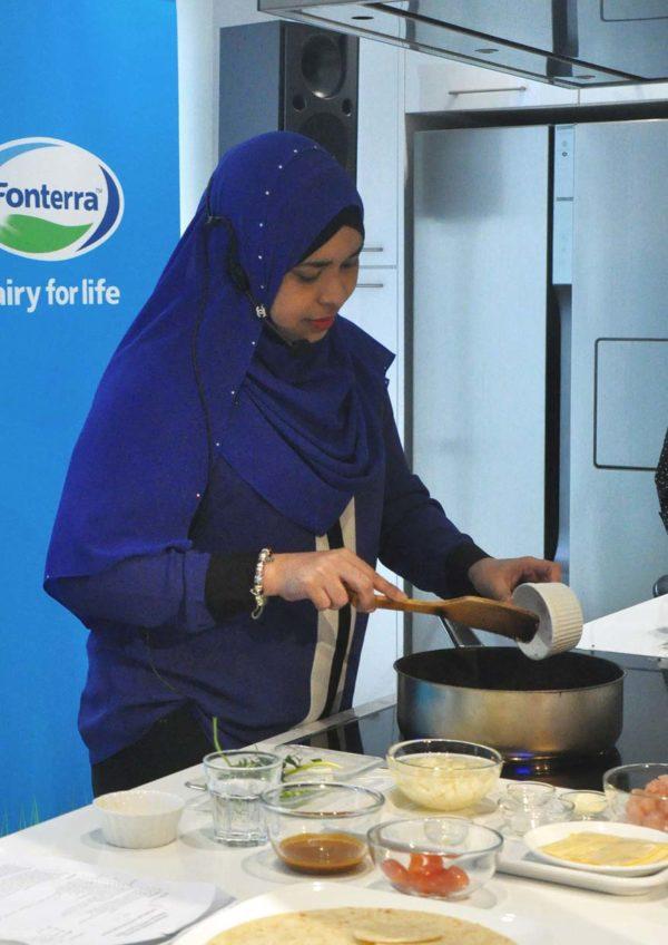 fonterra brands malaysia ramadan nutrition workshop puan manisya ismail