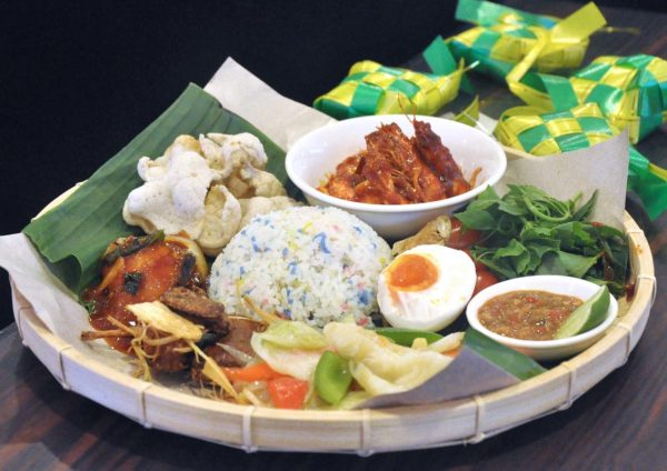 grandmama's malaysia cuisine selera sedap set menu ramadan promo nasi kerabu seafood
