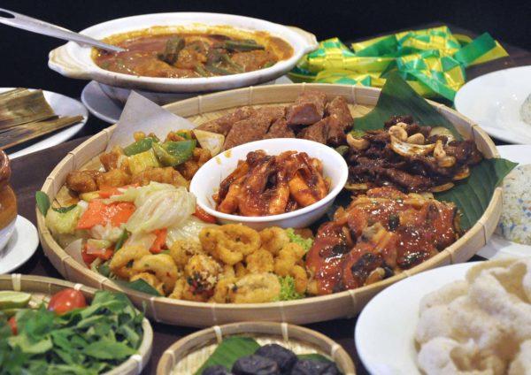 grandmama's malaysia cuisine selera sedap set menu ramadan promo set c