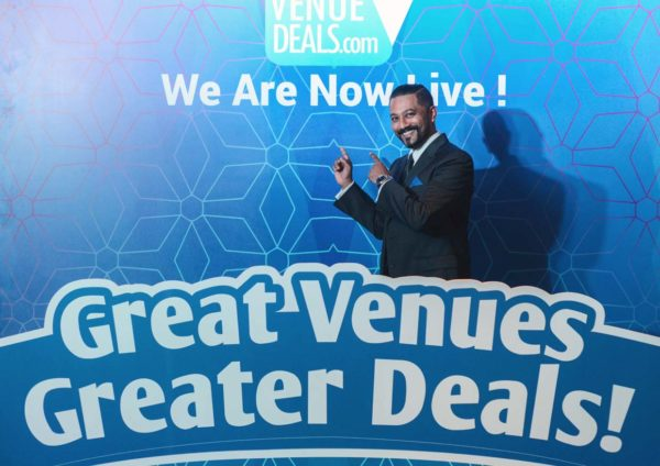 great venue deals online booking platform malaysia andrew anthony
